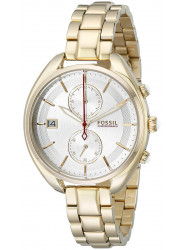 Fossil Women's CH2976 Land Racer Gold Stainless-Steel Quartz Watch