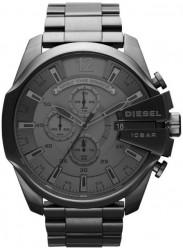 Diesel Men's Mega Chief Chronograph Grey Dial Watch DZ4282