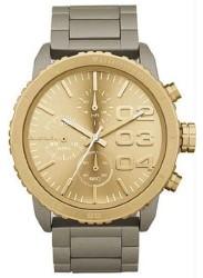Diesel Women's Advanced Chronograph Champagne Dial Watch DZ5303