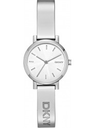 DKNY Women's Silver Dial Stainless Steel Watch NY2306