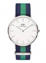 Daniel Wellington Men's Warwick Silver DW00100019