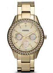 Fossil Women's Stella GTM Gold Tone Watch ES3101