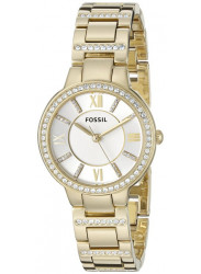Fossil Women's Virginia Gold-Tone Watch with ES3283