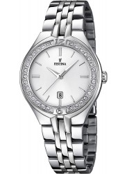 Festina Women's Mademoiselle Silver Dial Stainless Steel Watch F16867/1
