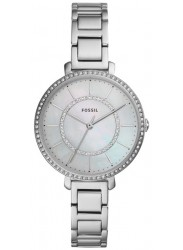 Fossil Women's Jocelyn Mother of Pearl Dial Stainless Steel Watch ES4451