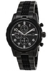 Fossil Men's Dean Black Watch FS4902