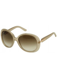 Gucci Women's Full Rim Full Rim Sand Sunglasses GG 3534/S 5B9/02