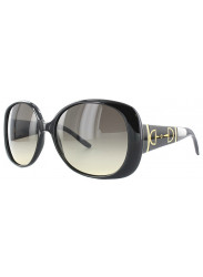 Gucci Women's Oversized Full Rim Black Sunglasses GG 3536/S 5E6/ED