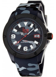 Ice Watch Men's Army Camouflage Dial Silicone Watch IABKXLR11