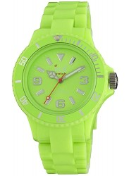 Ice Watch Unisex Fluo Green Dial Fluo Green Stainless Steel Watch CF.GN.U.P.10