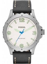 Fossil Men's JR1461 Nate Analog Display Analog Quartz Black Watch