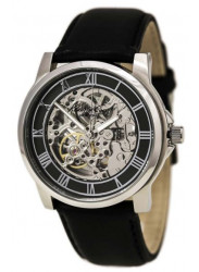 Kenneth Cole Men's New York Automatic Black Leather Watch KC1514