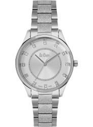 Lee Cooper Women's Silver Dial Stainless Steel Watch LC06930.330