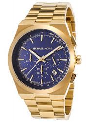 Michael Kors Men's Brooks Chronograph Gold Tone Watch MK8338
