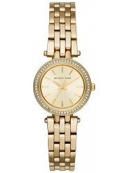 Michael Kors Women's Mini Darci  Gold Tone Watch MK3295