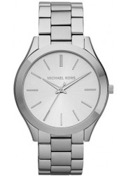 Michael Kors Women's Runway Silver Tone Watch MK3178