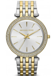 Michael Kors Women's Darci Two Tone Watch MK3215