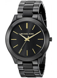Michael Kors Women's Runway Black Tone Watch MK3221