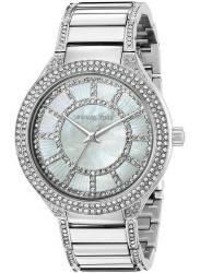 Michael Kors Women's Kerry Mother of Pearl Stainless Steel Watch MK3311