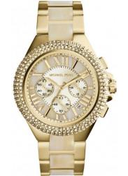 Michael Kors Women's Camille Chronograph Champagne Dial Watch MK5902