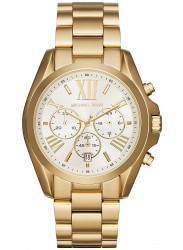 Michael Kors Unisex Oversize Chronograph Bradshaw Watch MK6266