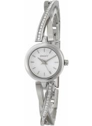 DKNY Women's Crosswalk White Dial Watch NY2173