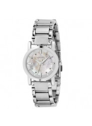 DKNY Women's Mother Of Pearl Dial Stainless Steel Watch NY4519