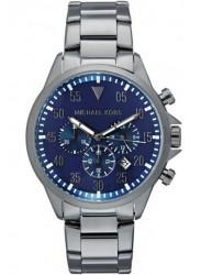 Michael Kors Men's Gage Chronograph Blue Dial Watch MK8443