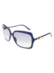 74961b0f0fc Gucci Unisex Oversized Full Rim Blue Sunglasses GG 3131 S IP1 U3