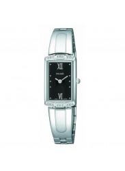 Pulsar Women's PEGE27 Swarovski Crystal Stainless Steel Watch