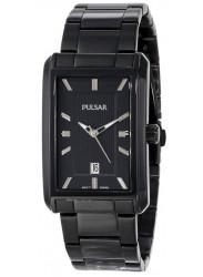Pulsar Men's PH9021 Analog Display Japanese Quartz Black Watch