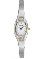 Pulsar Women's Mother of Pearl Two Tone Watch PTA504