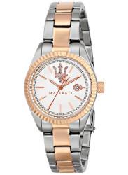 Maserati Women's Two Tone Watch R8853100504