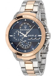 Maserati Men's Ingegno Two Tone Tachymeter Chronograph Stainless Steel Watch R8873619002