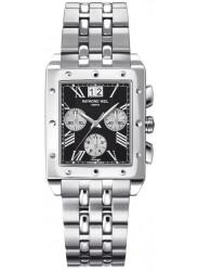 Raymond Weil Men's Tango Chronograph Black Dial Watch 4881-ST-00209