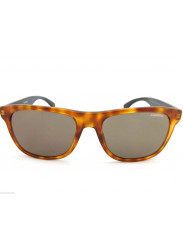 Carrera Unisex Wayfarer Full Rim Light Havana Sunglasses CARRERA 6003 BEK/6J