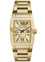 Michael Kors Women's Denali Gold Tone Watch MK5968