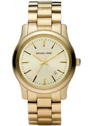 Michael Kors Women's Jet Set Gold Tone Watch MK5160