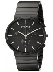 Skagen Men's Ancher Stainless-Steel Quartz Watch