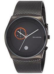 Skagen Men's Havene Stainless Steel Mesh Bracelet Watch SKW6186