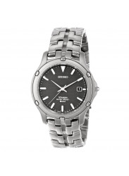 Seiko Men's SLC033 Le Grand Sport Titanium Watch