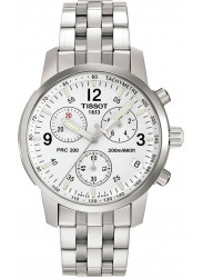 Tissot Sport Chronograph Men's Stainless Steel Watch T17.1.586.32