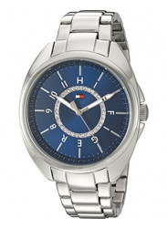 Tommy Hilfiger Women's Blue Dial Watch 1781698