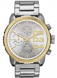 Diesel Women's Chronograph Silver Dial Two Tone Watch DZ5321