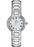 Bulova Women's Mother Of Pearl Dial Watch 96R159