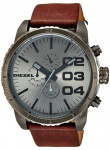Diesel Men's Advanced Chronograph Grey Dial Watch DZ4210