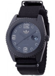 Adidas Men's Brisbane Black Polyester Watch ADH2864