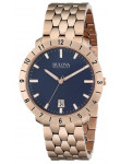 Bulova Men's Accutron II Blue Dial Watch 97B130