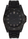 Adidas Men's Stockholm Black Rubber Watch ADH2669