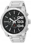 Diesel Men's Chronograph Black Dial Watch DZ4209